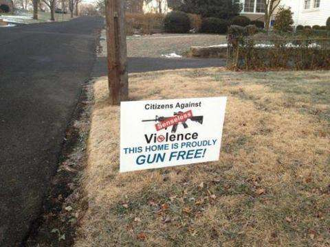 personal-gun-free-zone-sign