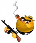 gangster-emoticon_18-9936