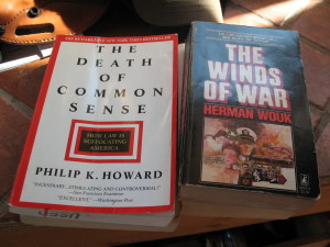 Books I haven't read before! Yes!